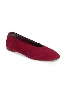 Topshop Kick Ballet Flat (Women)