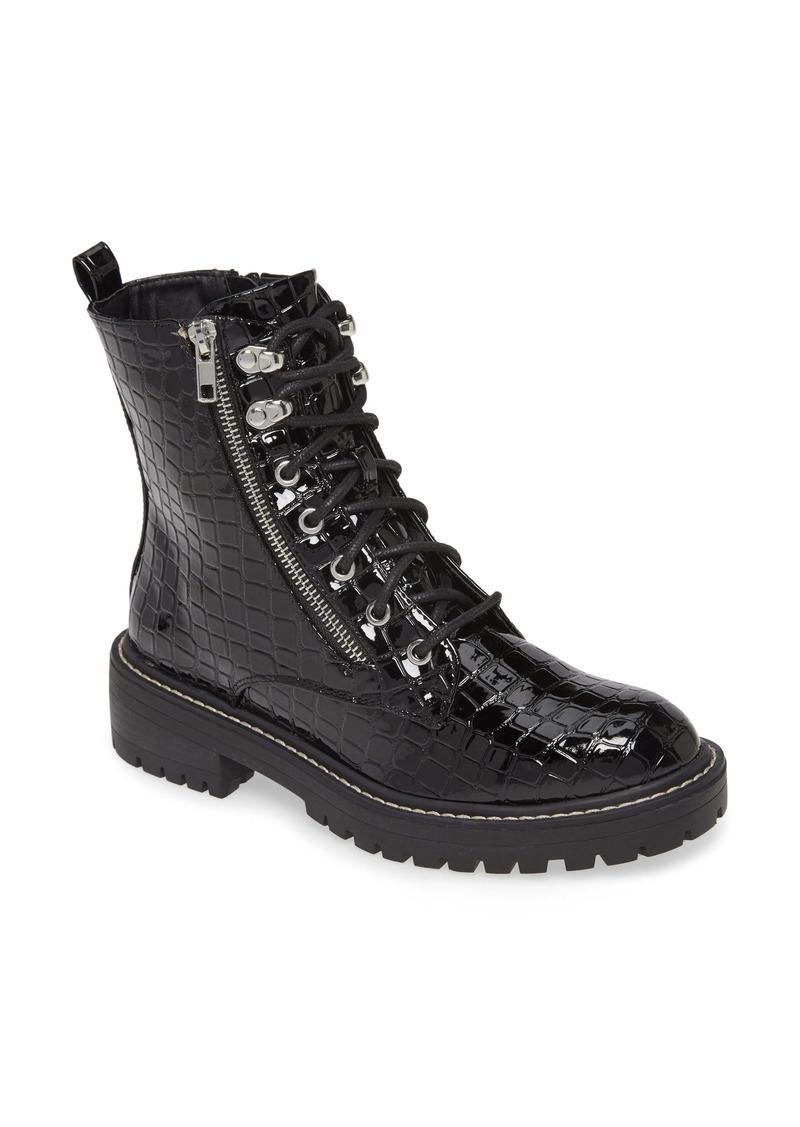 Topshop Kiki Combat Boot (Women)