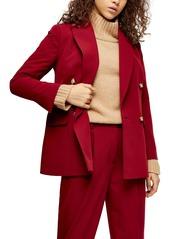 Topshop Klara Suit Blazer (Petite)