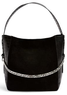Topshop Laurie Hobo Bag