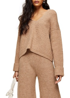 Topshop Lounge Hooded Sweater