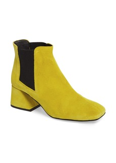 Topshop Manuel Architectural Heel Bootie (Women)