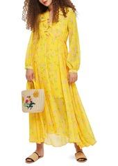 Topshop topshop margot floral maxi dress abv4ab996ed a
