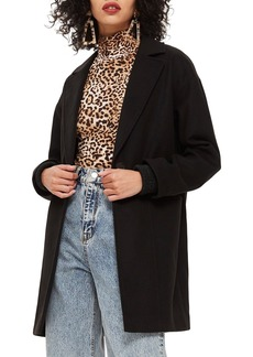 Topshop Marla Slouch Coat