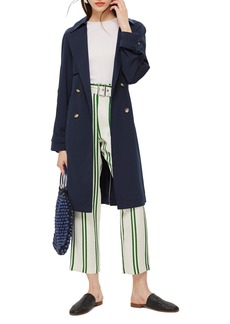 Topshop Mary Kate Trench Coat