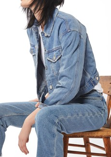 Topshop Matilda Denim Jacket