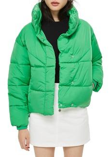 Topshop Meghan Puffer Jacket