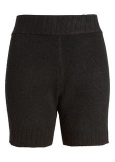 Topshop Micro Knit Bike Shorts