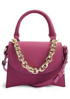 Topshop Mini Chain Crossbody Bag - Pink