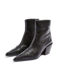 Topshop Missouri Western Boot (Women)