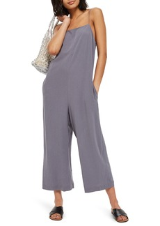 Topshop Molly Square Neck Slouch Jumpsuit