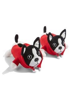 Topshop Monty Bulldog Slippers