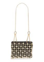 Topshop Multi Chain Shoulder Bag