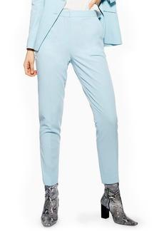 Topshop Nanette Crop Trousers