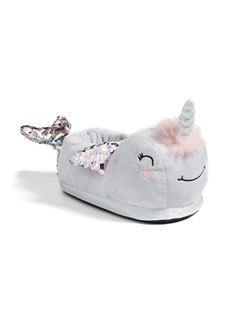 Topshop Narwhal Slippers