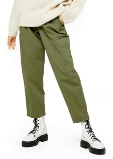 Topshop Natalie Belt Utility Pants