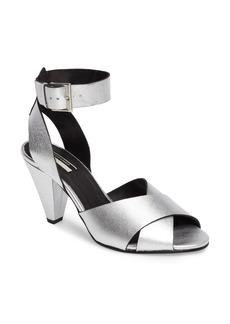 Topshop Nazia Statement Heel Sandal (Women)