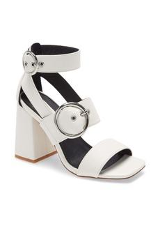 Topshop Neah Block Heel Sandal (Women)