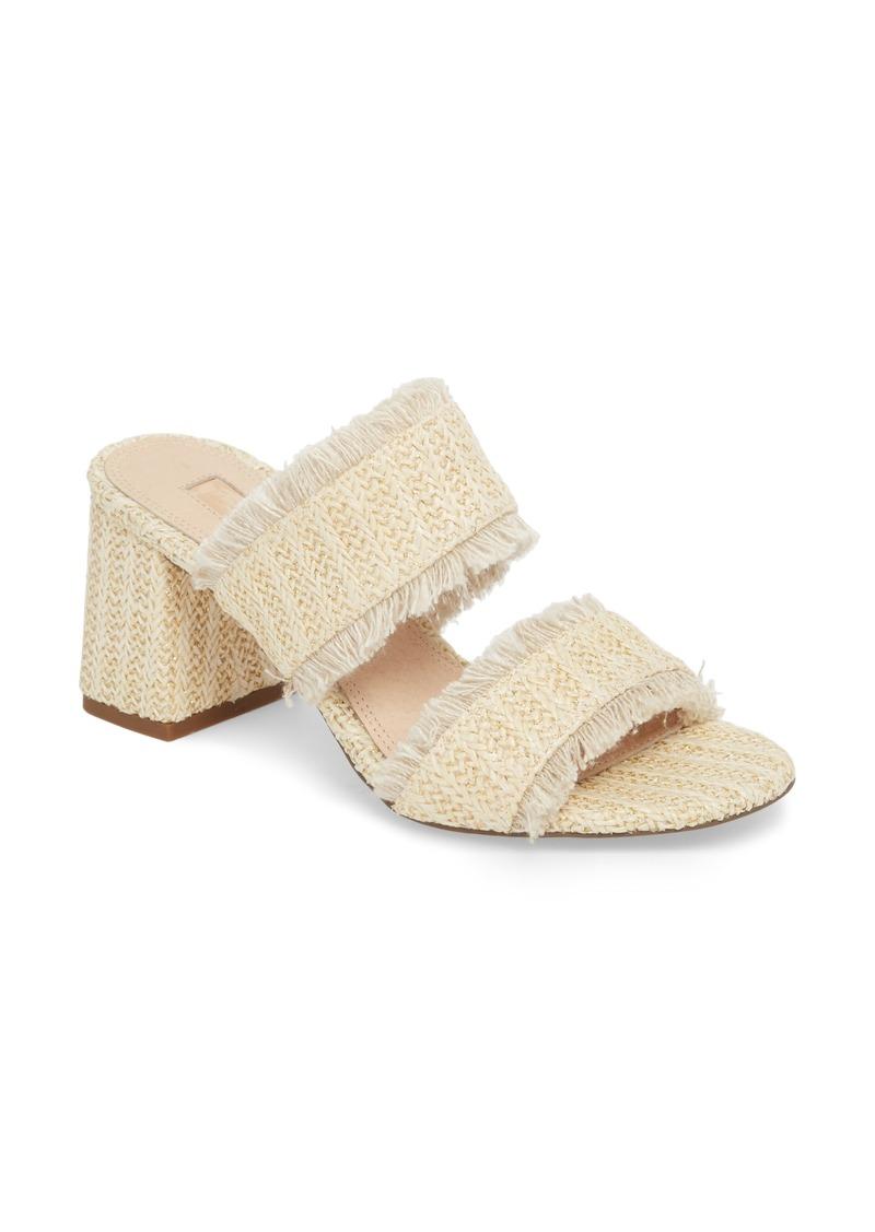 95ee83ccc613 Topshop Topshop Nelly Woven Slide Sandal (Women)