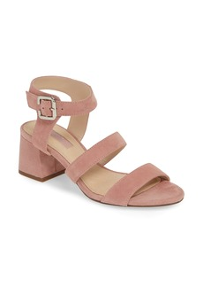 Topshop Nicky Block Heel Sandal (Women)