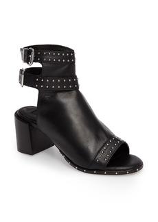 Topshop North Studded Bootie Sandal (Women)