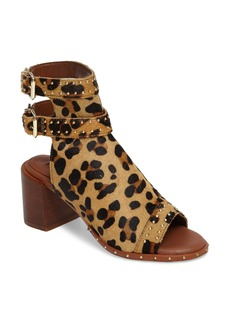 Topshop North Studded Bootie Sandal (Women)