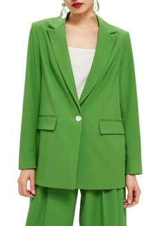 Topshop Oversize Suit Jacket