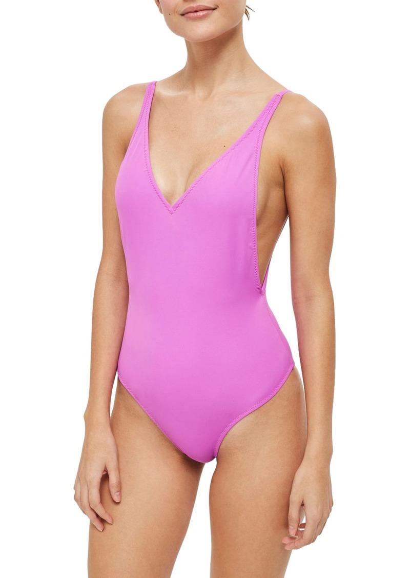 9740a9fa8b415 Topshop Topshop Pamela One-Piece Swimsuit | Swimwear