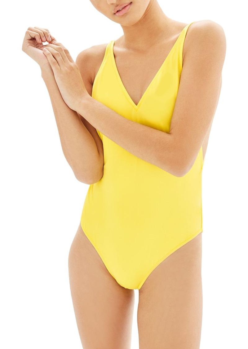 fa159c7023f79 On Sale today! Topshop Topshop Pamela One-Piece Swimsuit