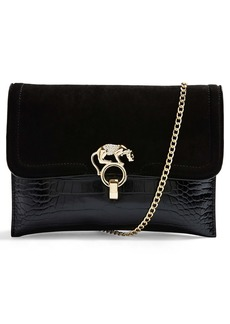 Topshop Panther Clutch