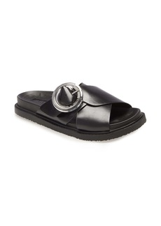 Topshop Pedro Footbed Slide Sandal (Women)