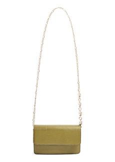 Topshop Peri Imitation Pearl Crossbody Bag
