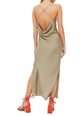 e5c12dbe Topshop Topshop Plain Satin Slipdress (Regular & Petite) | Dresses