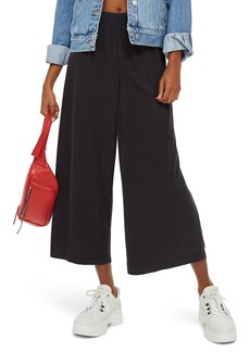 Topshop Pull On Culottes
