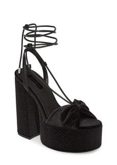 Topshop Rave Platform Sandal (Women)