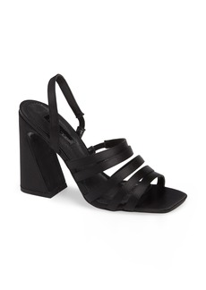 Topshop Ray Strappy Slingback Sandal (Women)
