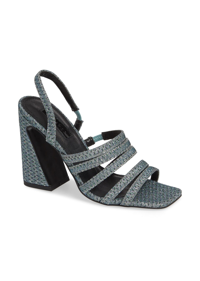 b364ac204d4911 On Sale today! Topshop Topshop Ray Strappy Slingback Sandal (Women)