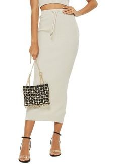 Topshop Ribbed Tube Skirt (Regular and Petite)