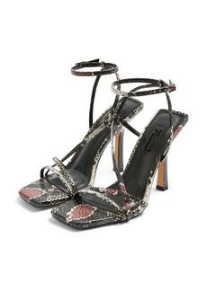 Topshop Ritz Ankle Strap Sandal (Women)