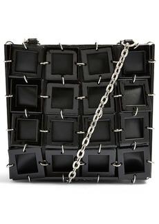 Topshop Rocco Cube Shoulder Bag
