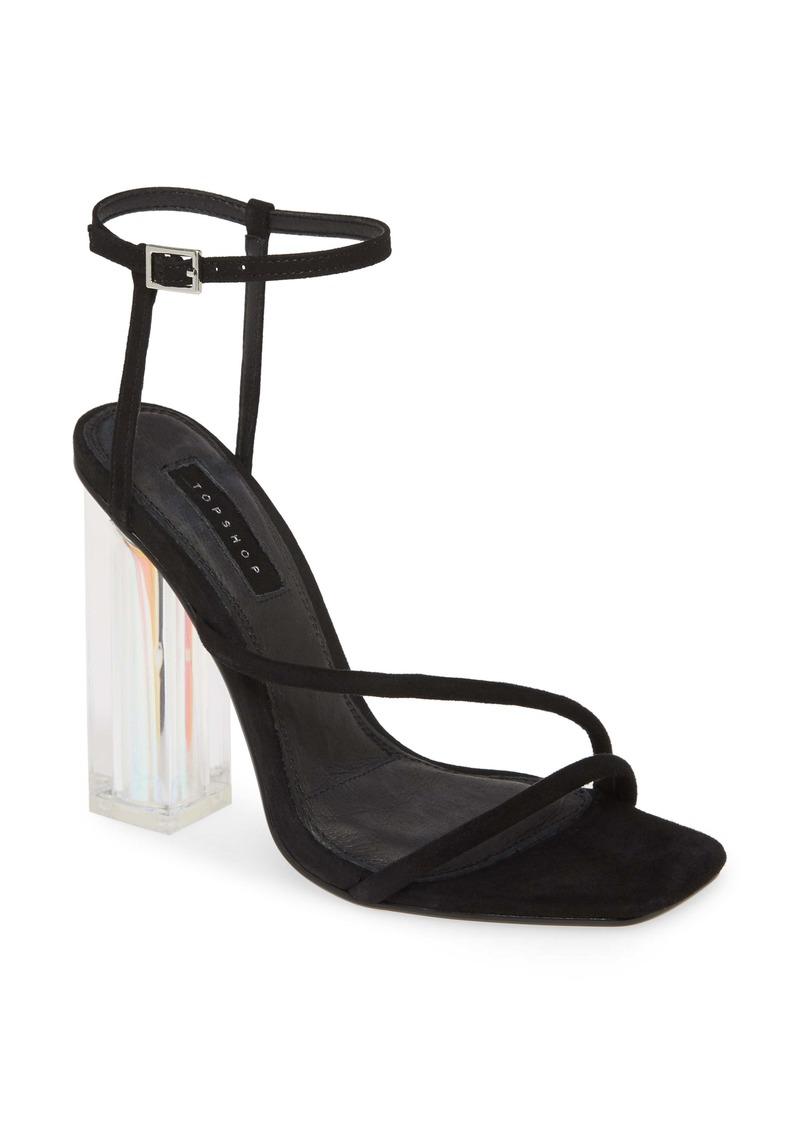 Topshop Rocket Ankle Strap Sandal (Women)