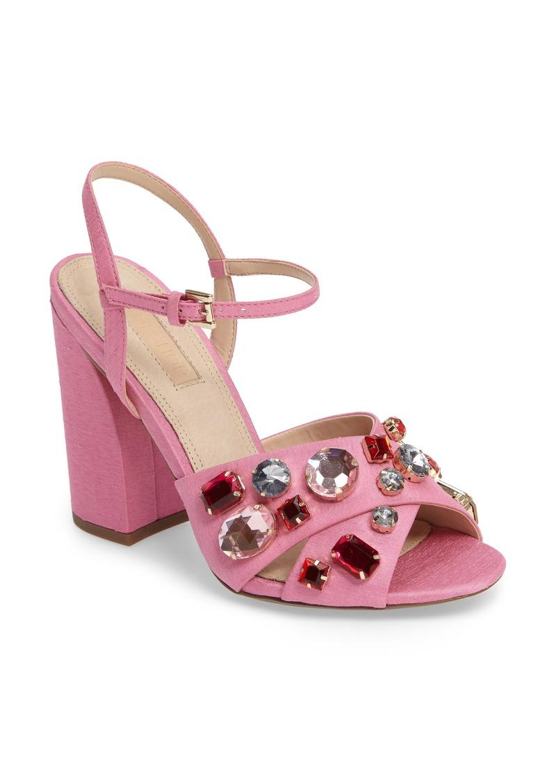 e87d0dcda97 Rubies Crystal Embellished Sandal (Women)