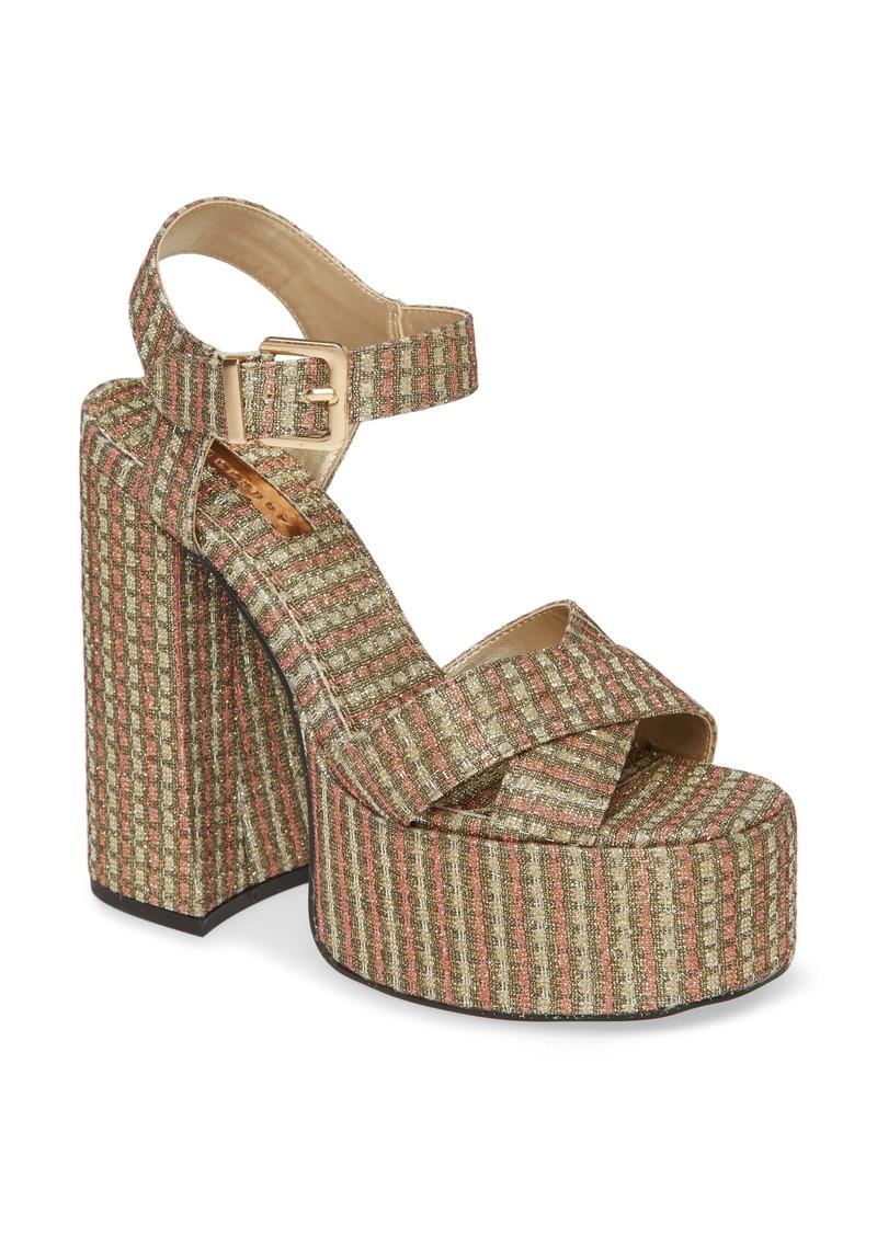 Topshop Rudy Platform Heel (Women)