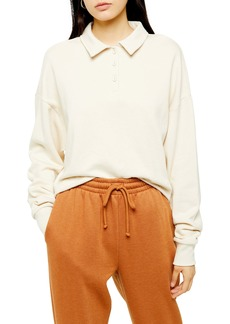 Topshop Rugby Sweater