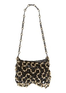 Topshop Sabrina Link Shoulder Bag