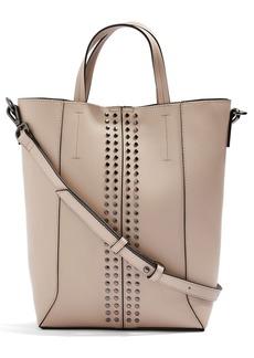 Topshop Sarah Studded Mini Tote Bag