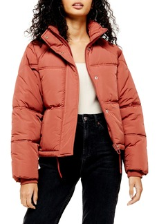 Topshop Sasha Puffer Jacket
