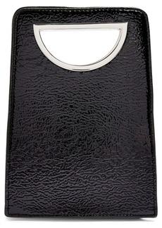 Topshop Shannon Faux Leather Handbag