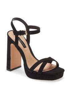 Topshop Sienna Platform Sandal (Women)