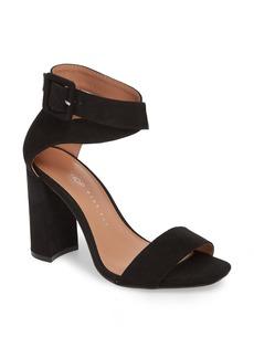 Topshop Sinitta Crossover Lace-Up Sandal (Women)